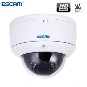 ESCAM HD3500V Dome IP Camera with Full HD 1080P IR Night Vision