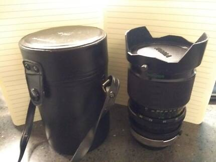Canon FD Mount Sigma 39-80mm F3.5 Lens