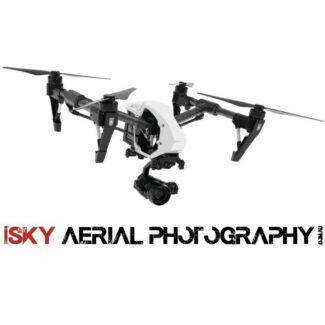 Christmas Gift Aerial Photography