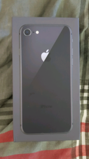 Apple iPhone 8 64GB Space Grey mobile phone