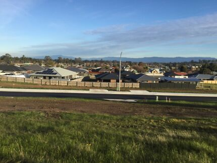 Land for sale Perth Tas fantastic views