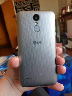 LG K4 PHONE