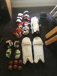 Cricket gear-full set