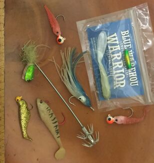 Fishing Lures for the Tackle Box