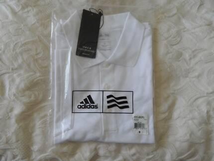 Adidas mens golf shirt, size medium, brand new in packet