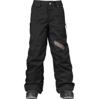 Burton Cyclops snow pants, size XS kids boys