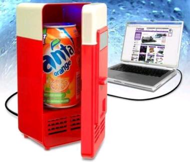 USB mini Refrigerator / Cup /Bottle Cooler