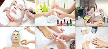 Beauty services at your door