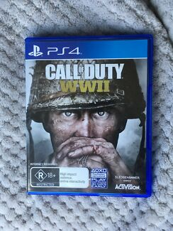 Call of Duty WWII (World War 2) PS4