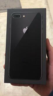 iPhone 8 Plus 64gb network unlocked.