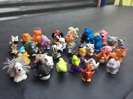 Fisher Price Little People Animals