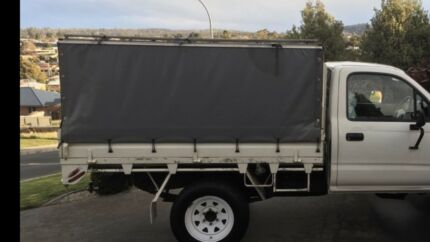 Hilux canopy only $700