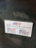 Hafco Dust Extractor unit