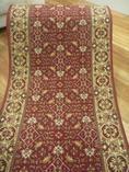 Traditional Design Red Carpet Hallway Runner