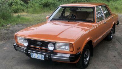 CORTINA TE 2.0l 4 speed manual xpak no rust ORIGINAL CONDITION $13,000