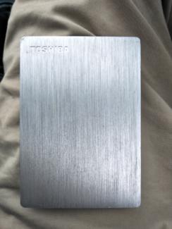 1TB Toshiba Hard-drive.