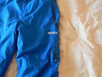 Nevica mens ski pants, size large, brand new with tags, blue