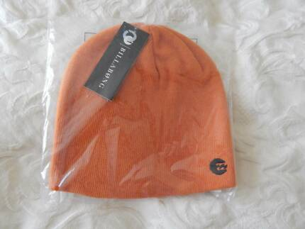Billabong Beanie, mens ski hat, brand new with tags