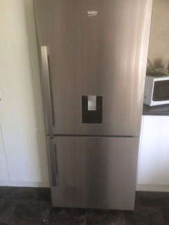 Swap fridge/freezer for sides by side fridge/freezer