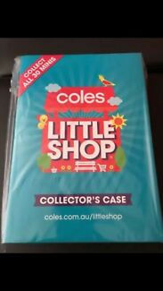 Coles Little Shop Folder (only)