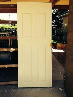 2 internal sliding doors and cavities