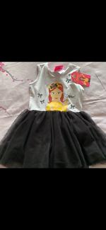 SOLD PPU NEW size 2 Emma tutu dress