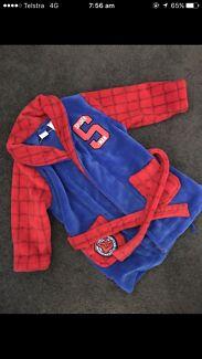 Spider-Man Dressing Gown