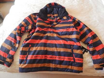 Quiksilver Men&#x27 s ski/snowboard jacket, size x-large, new