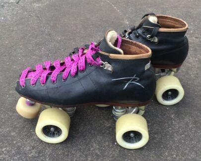 Riedell Torch 495 Skates