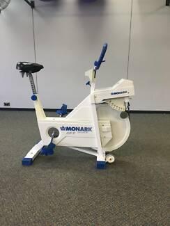 Monark 818E Ergomedic Exercise Bike