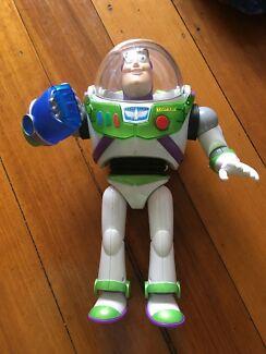 Buzz Lightyear talking toy