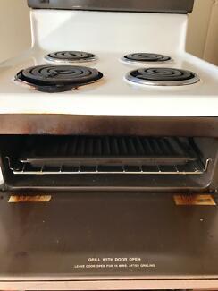 Simpson 540 oven/stove
