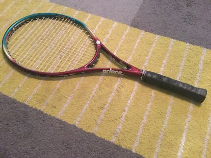Prince &gt Tennis Racquet &lt