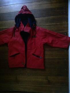 Child&#x27 s Raincoat Size 8