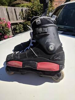 Aggressive skates Razors Quinny pro size 10