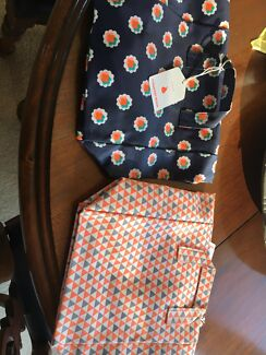 Country Road insulated lunch bags brand new