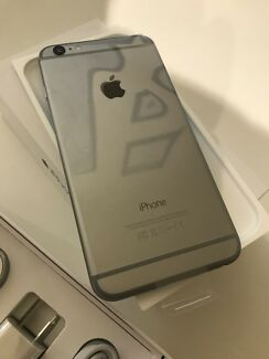 Brand new iPhone 6 Plus 64 Gb grey