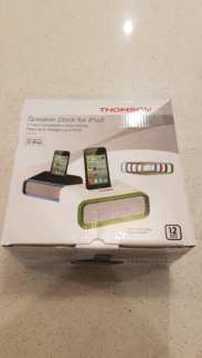 Thomson Speaker Dock for iPod