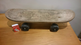 Very cool mini timber skateboard