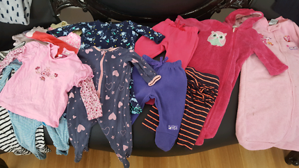 Baby Clothes - Girls - Lots of Items!