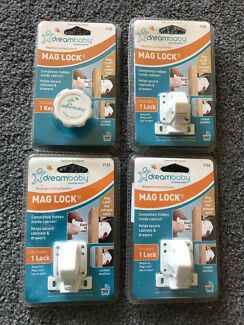 4 x Dream baby Mag locks