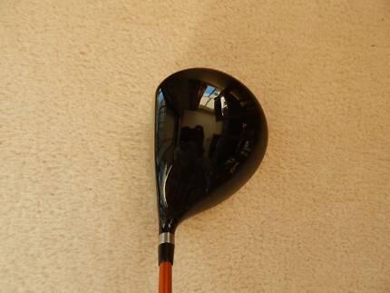 Ping G10 Driver, 9*, x-stiff Ping graphite shaft
