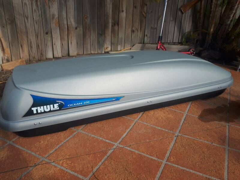Thule Roof Pod Box