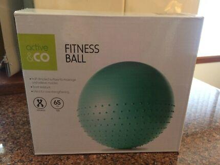 Fitball, burst proof, brand 65cm, brand NEW, still in box, unopen