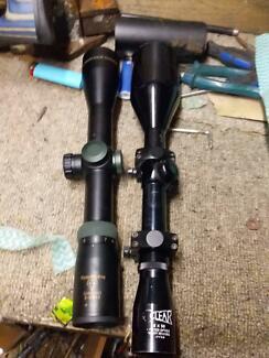 nikko Sterling scope