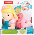 Fisher price touch and go crawling princess doll