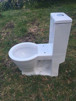 European style toilet