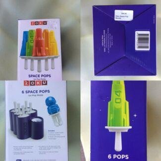 ZOKU pop icy pole pop treat maker