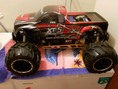 Rc car monster truck 1/5 scale