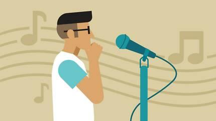 ******SINGING COACH IN LAUNCESTON******